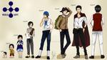 One Piece : Age Progression (Philip)