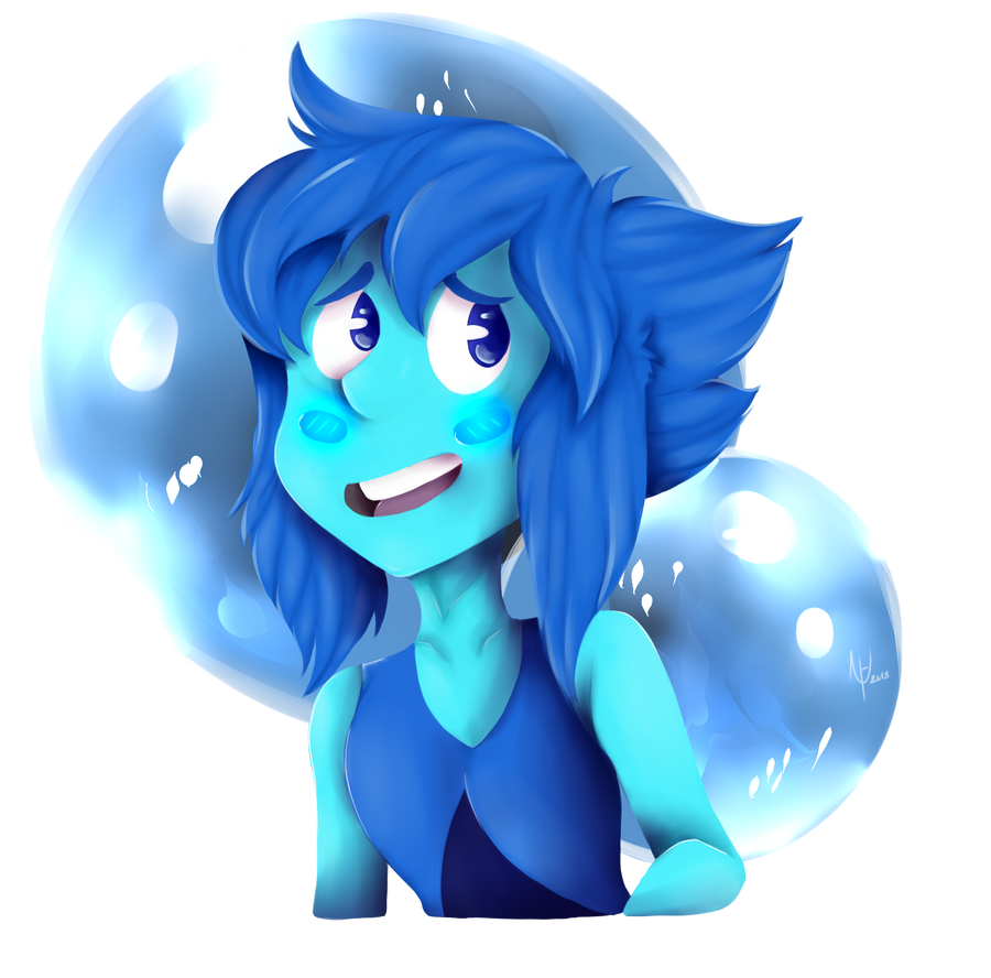 Hello!Another Steven Universe character for you all!Lapis was a suggestion from Lukestuff Who should I do next?