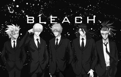 Bleach:Bleach:Bleach by TenshouZ