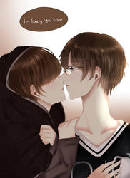 Kissu by Hizaki261