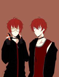 Choi Twins by Hizaki261