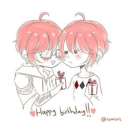 Happy Birthday!! by Hizaki261