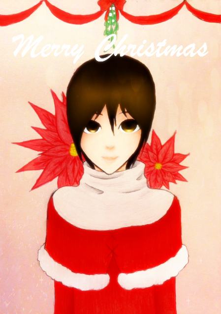 Merry Christmas 2014~! by PureSunsetRose