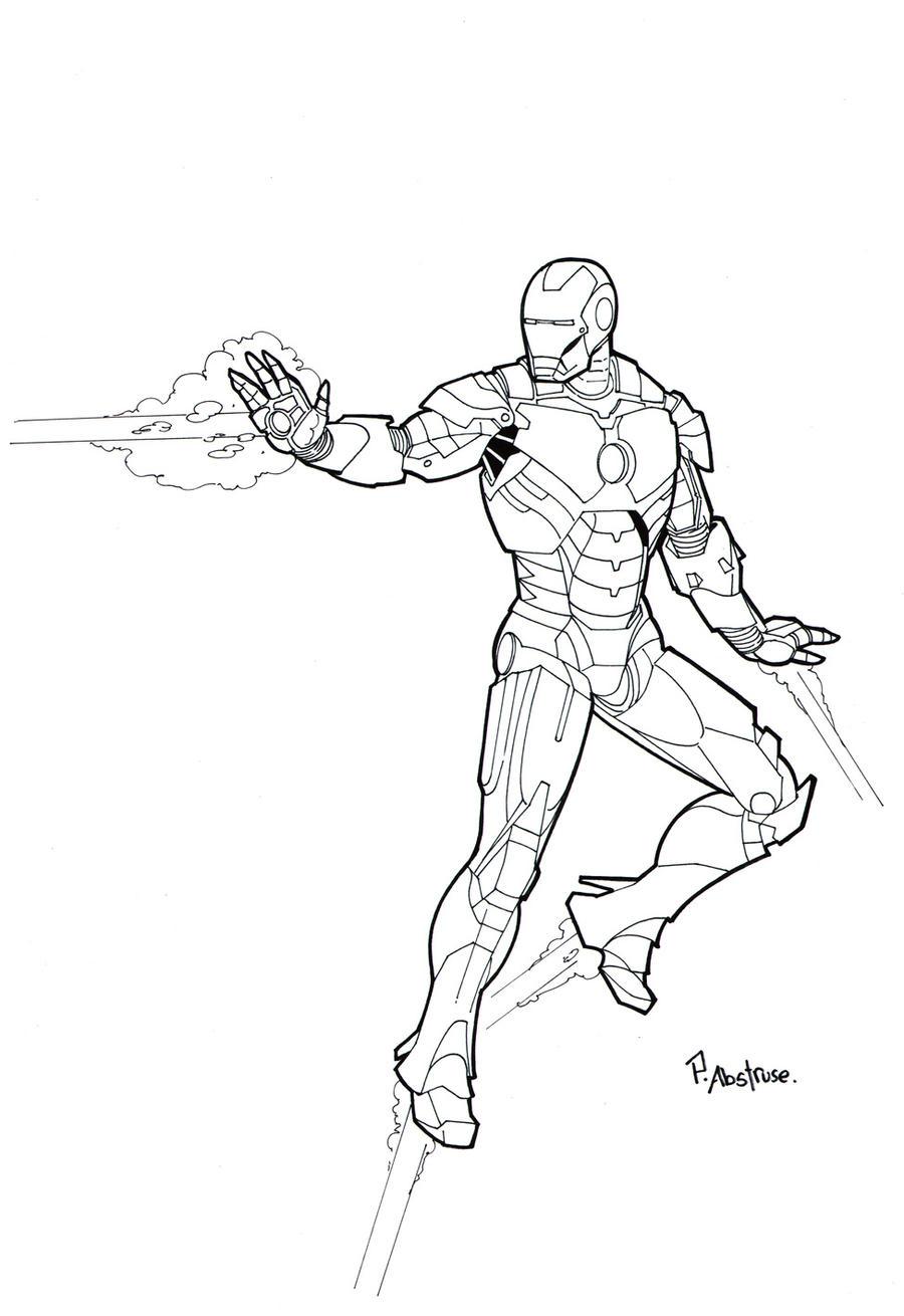 Iron Man Tattoo by paulabstruse on DeviantArt