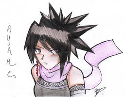 Ayame from Tenchu