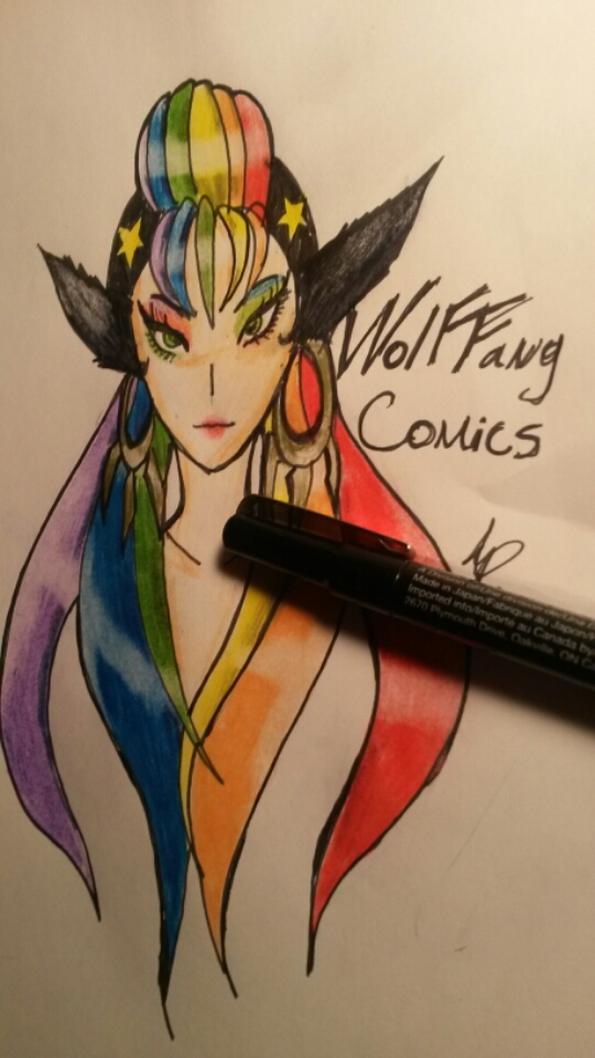 WolffangComics's Profile Picture