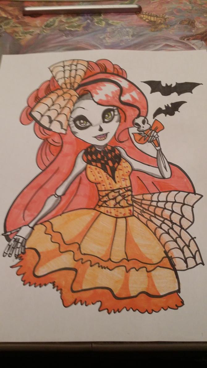 Pumpkin Spice mh by WolffangComics
