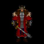 Arthur Pendragon (Official Majesticverse canon) by FireballofDstrXn