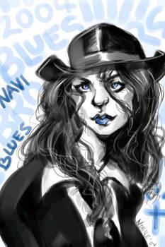 Navi Blues