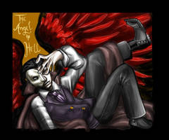 The Angel in Hell by -agent-elle-