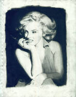 marilyn monroe2 by isabellacantinos