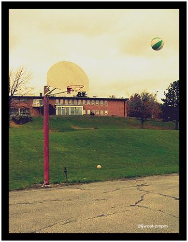Old School Hoop by sweetpmpm