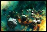 Asteroids 'Vivid'