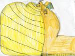 Inflated dragonite
