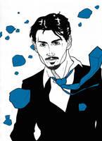 Johnny Depp by Aegle