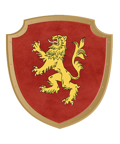 House Lannister Sigil Lannister Sigil by Varvara64