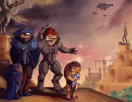 Future of the krogans by Eonixa