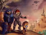 Future of the krogans