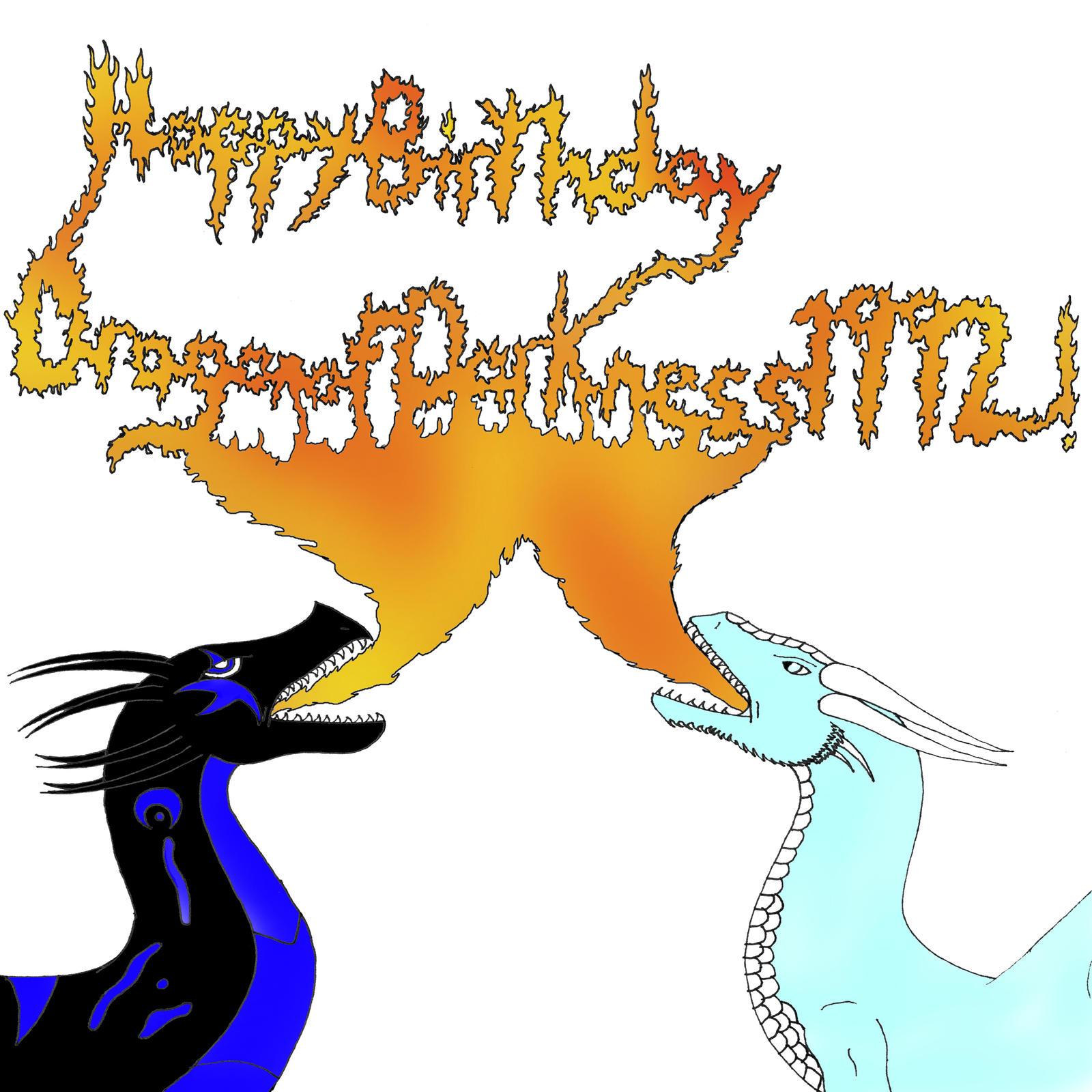 Happy BirthdaY By AvatarRaptor On DeviantArt