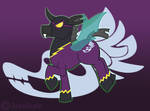 MLP:FIM: A Shadowbolt in the making