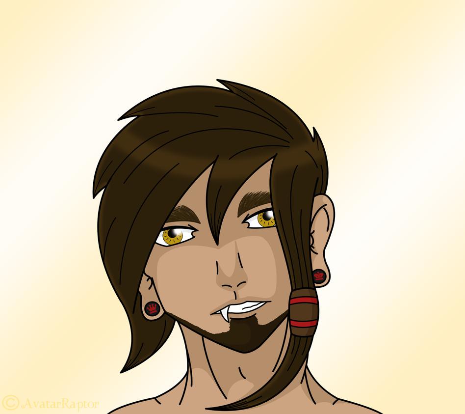Misery High: Golden Eyed Boy by AvatarRaptor
