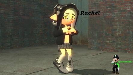 Rachel by NS3301Kaleb