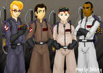 The Real Slim Ghostbusters