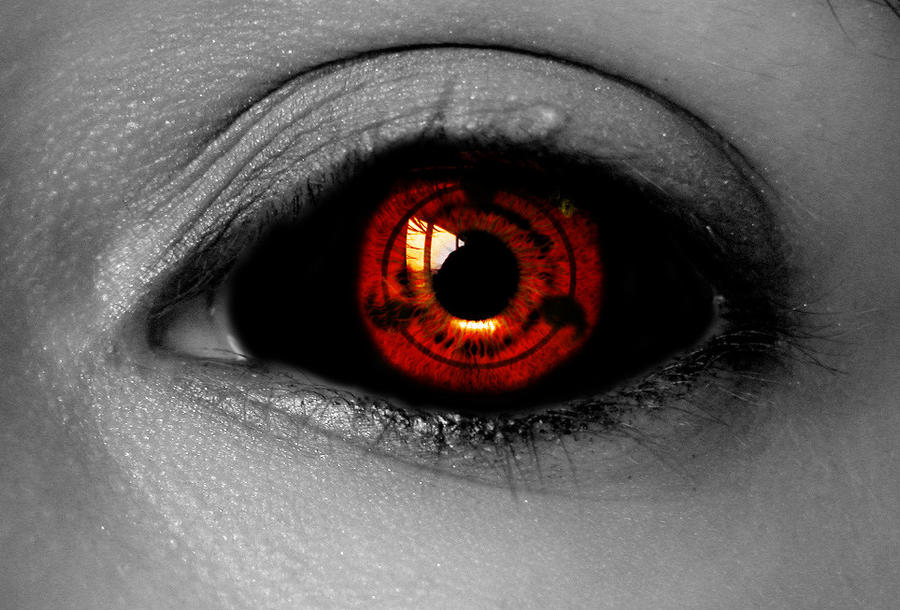 Naruto Sharingan Eyes Sharingan Eye 2 by Michio11