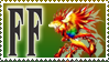 FF Phoenix Stamp by Michio11