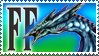 FF leviathan Stamp by Michio11