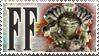 Final Fantasy Stamp Alexander by Michio11