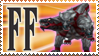 Final Fantasy Stamp Cerebus by Michio11
