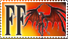 Final Fantasy Stamp Diablos by Michio11