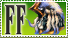 Final Fantasy Stamp Ixion by Michio11