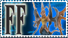 Final Fantasy Stamp Bahamut by Michio11
