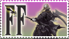 Final Fantasy Stamp Ramuh by Michio11