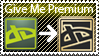 Premium Stamp by Michio11