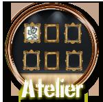 Atelier Badge Brozne by Michio11