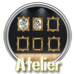 Atelier Badge Silver by Michio11