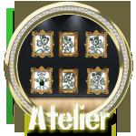 Atelier Badge Diamond by Michio11