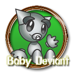 Baby deviant bronze by Michio11