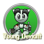 Young Deviant Silver by Michio11