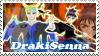 DrakiSenna Group Stamp by Michio11