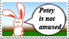 Bunny stamp by Michio11