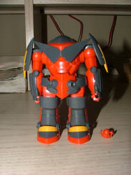Mecha Model: Gurren and Lagann by RambaRal4OWNAGE