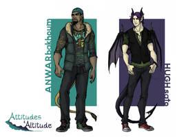 AA - Anwar and Hugh by Grudge-Glamorous