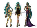 MH - I Love Fashion Nefera