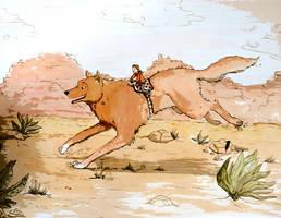 Running wild by Nasstia