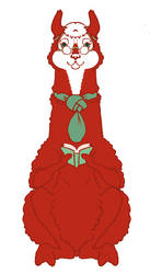llama by Nasstia