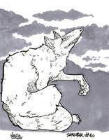www - Weird WereWolf by Nasstia